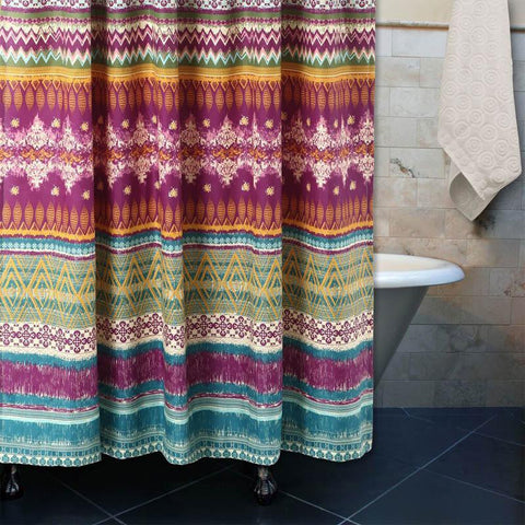 Shower Curtain Southwest Multi Bath Shower Curtain Latest Bedding