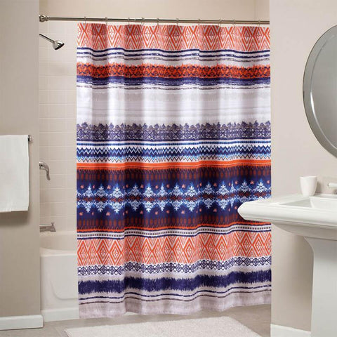 Shower Curtain Urban Boho Multi Bath Shower Curtain Latest Bedding