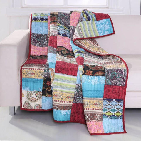 Throws Bohemian Dream Multi Throw Latest Bedding