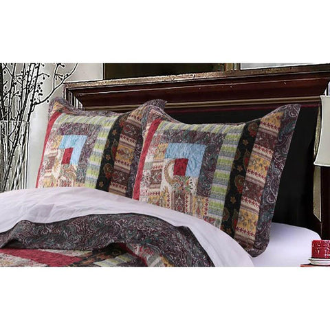 Sham Colorado Lodge Sham 100% cotton Latest Bedding