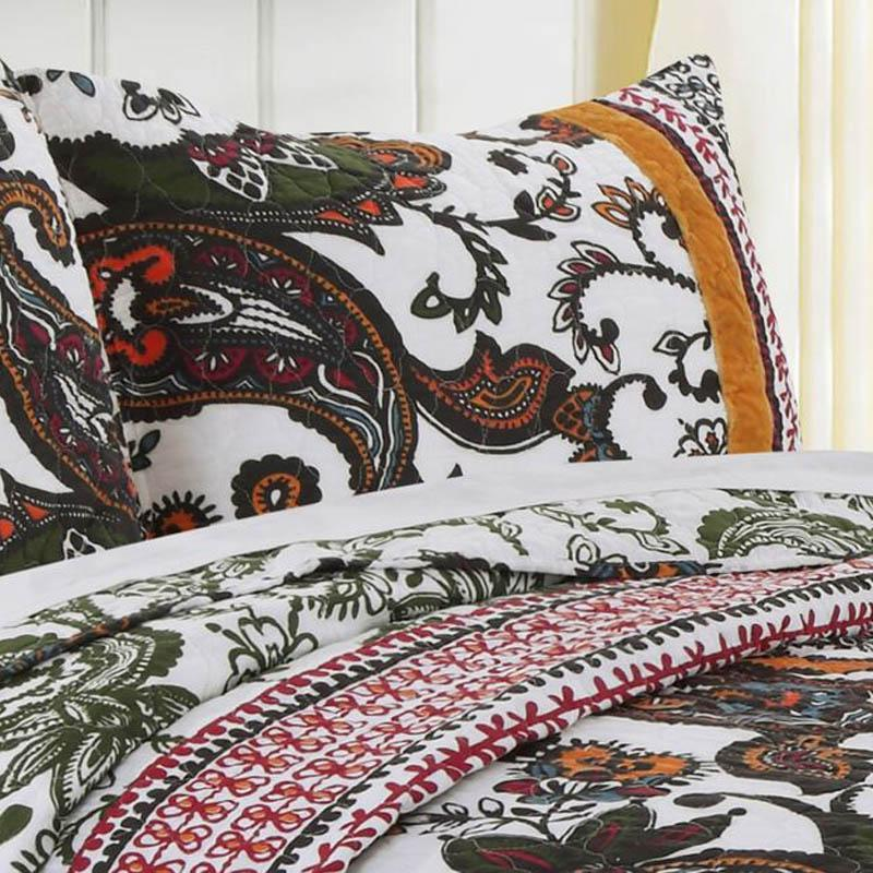 Orleans Multi Sham [Luxury comforter Sets] [by Latest Bedding]