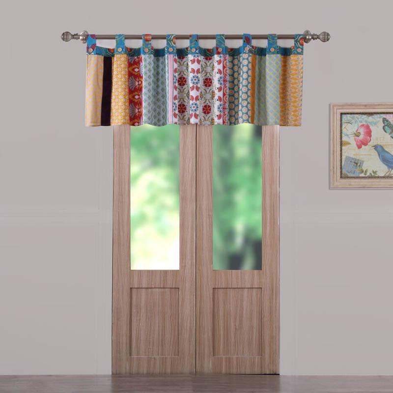 Valance Thalia Multi Window Valance Latest Bedding