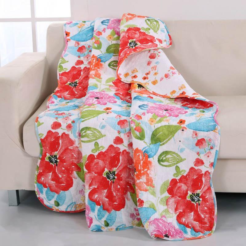 Throws Barefoot Bungalow Esme Throw Latest Bedding