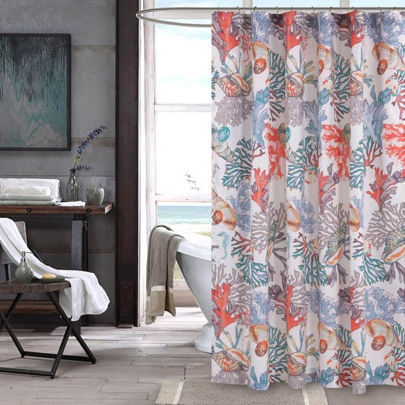 Shower Curtain Barefoot Bungalow Atlantis Shower Curtain Latest Bedding