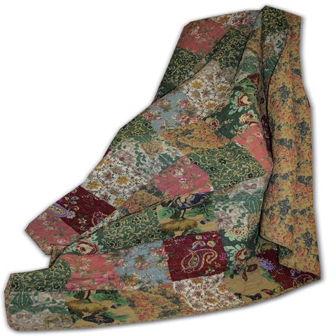 Throws Antique Chic Multi Throw Latest Bedding