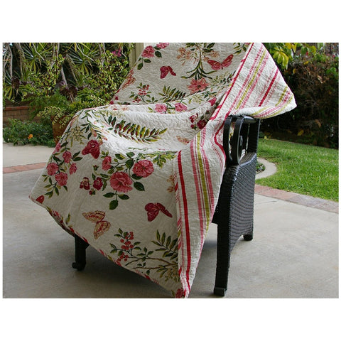 Throws Butterflies Multi Throw Latest Bedding