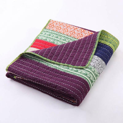 Marley Multi Throw Throws By Greenland Home Fashions