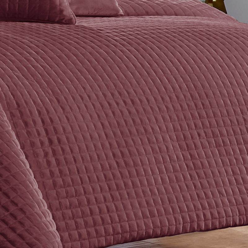 Glacier Amethyst Coverlet [Luxury comforter Sets] [by Latest Bedding]