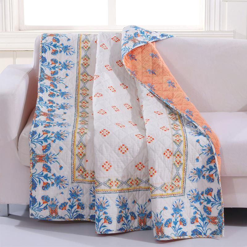 Throws Aleena Ivory Throw Latest Bedding