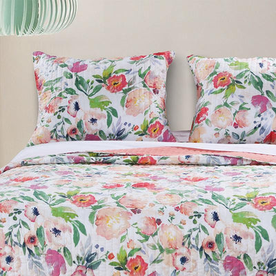 Blossom Multi Sham [Luxury comforter Sets] [by Latest Bedding]