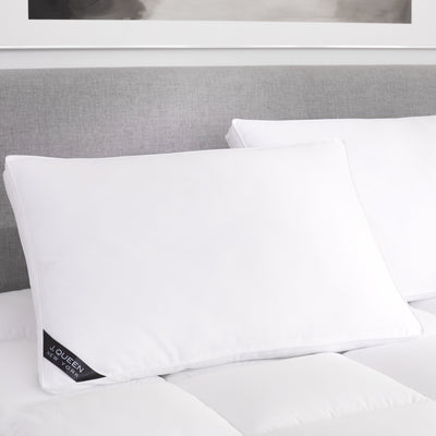 Regency 300 White Firm Pillow [Luxury comforter Sets] [by Latest Bedding]