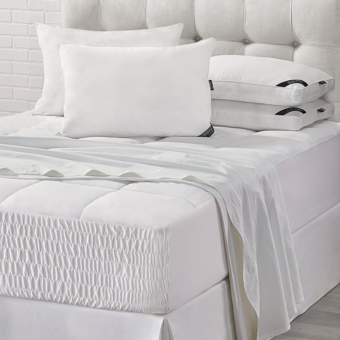 Royal Fit White Mattress Topper