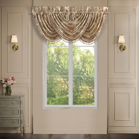 Luxury valances