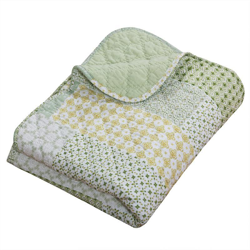 Juniper Sage Accessory Throw Throws By Greenland Home Fashions
