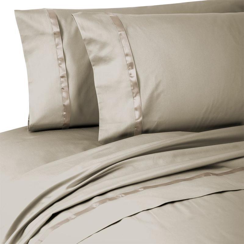 Kiley Linen 4-Piece Sheet Set [Luxury comforter Sets] [by Latest Bedding]