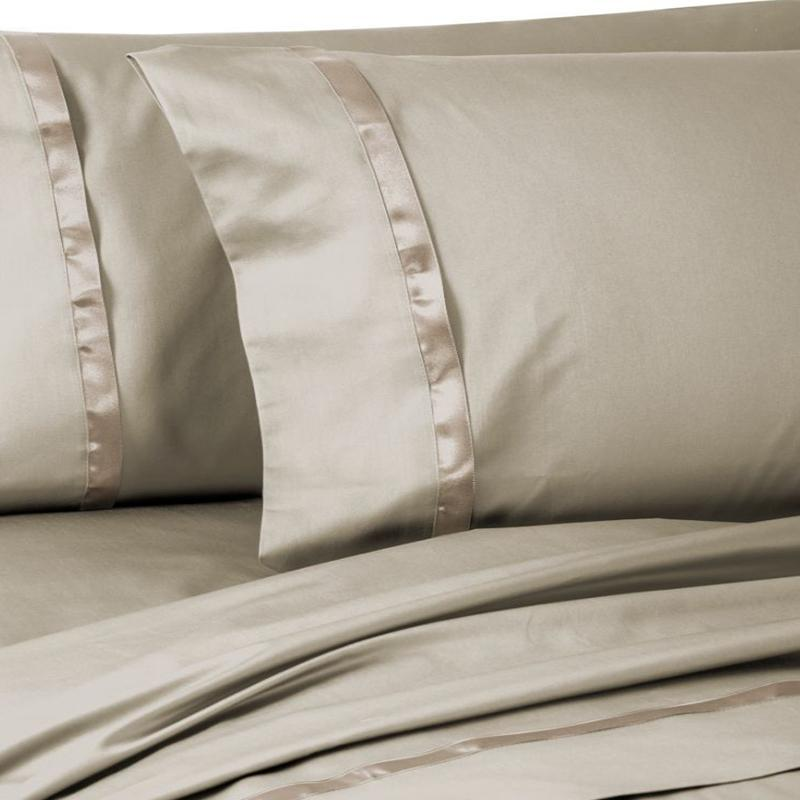 Kiley Linen Pillowcase Set [Luxury comforter Sets] [by Latest Bedding]