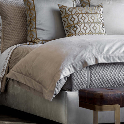Laurie Stone Basketweave Duvet Cover [Luxury comforter Sets] [by Latest Bedding]