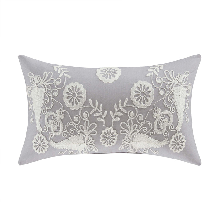 Melissa Blush Boudoir Decorative Throw Pillow