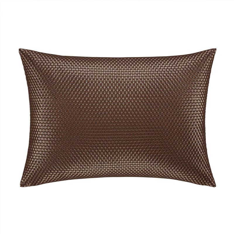 "Mesa Chocolate Boudoir Throw Pillow 15"" X 20"" [Luxury comforter Sets] [by Latest Bedding]"