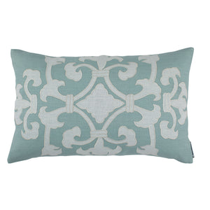 Milan Spa Angie Boudoir Decorative Pillow - Lili Alessandra [Luxury comforter Sets] [by Latest Bedding]