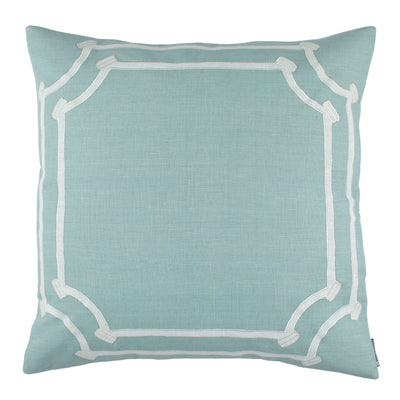 Milan Spa Angie Square Pillow - Lili Alessandra [Luxury comforter Sets] [by Latest Bedding]