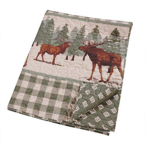 Throws Moose Creek Multi Throw Latest Bedding