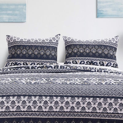 Native Indigo Sham [Luxury comforter Sets] [by Latest Bedding]