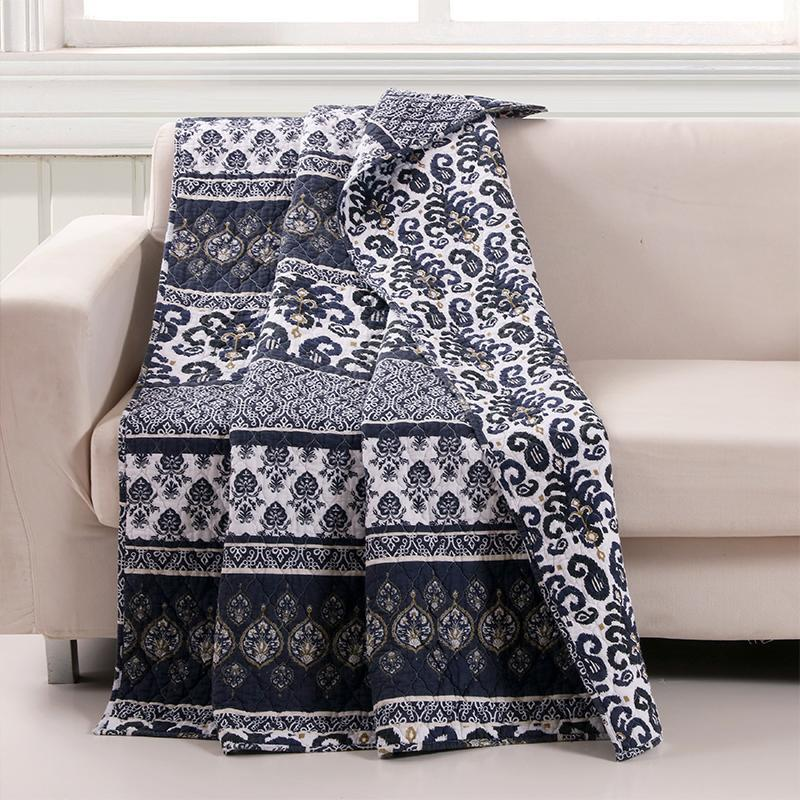 Throws Native Indigo Throw Latest Bedding