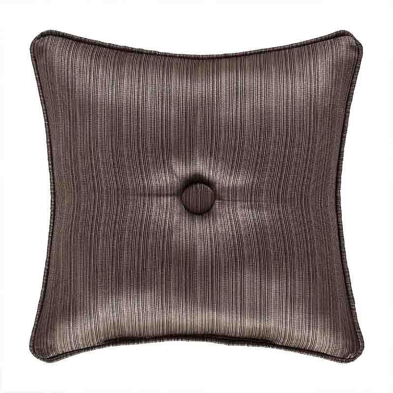 "Neapolitan Mink Square Decorative Throw Pillow 16"" x 16"" [Luxury comforter Sets] [by Latest Bedding]"