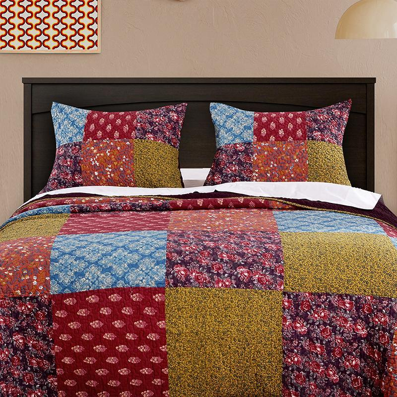 Normandy Multi Sham [Luxury comforter Sets] [by Latest Bedding]
