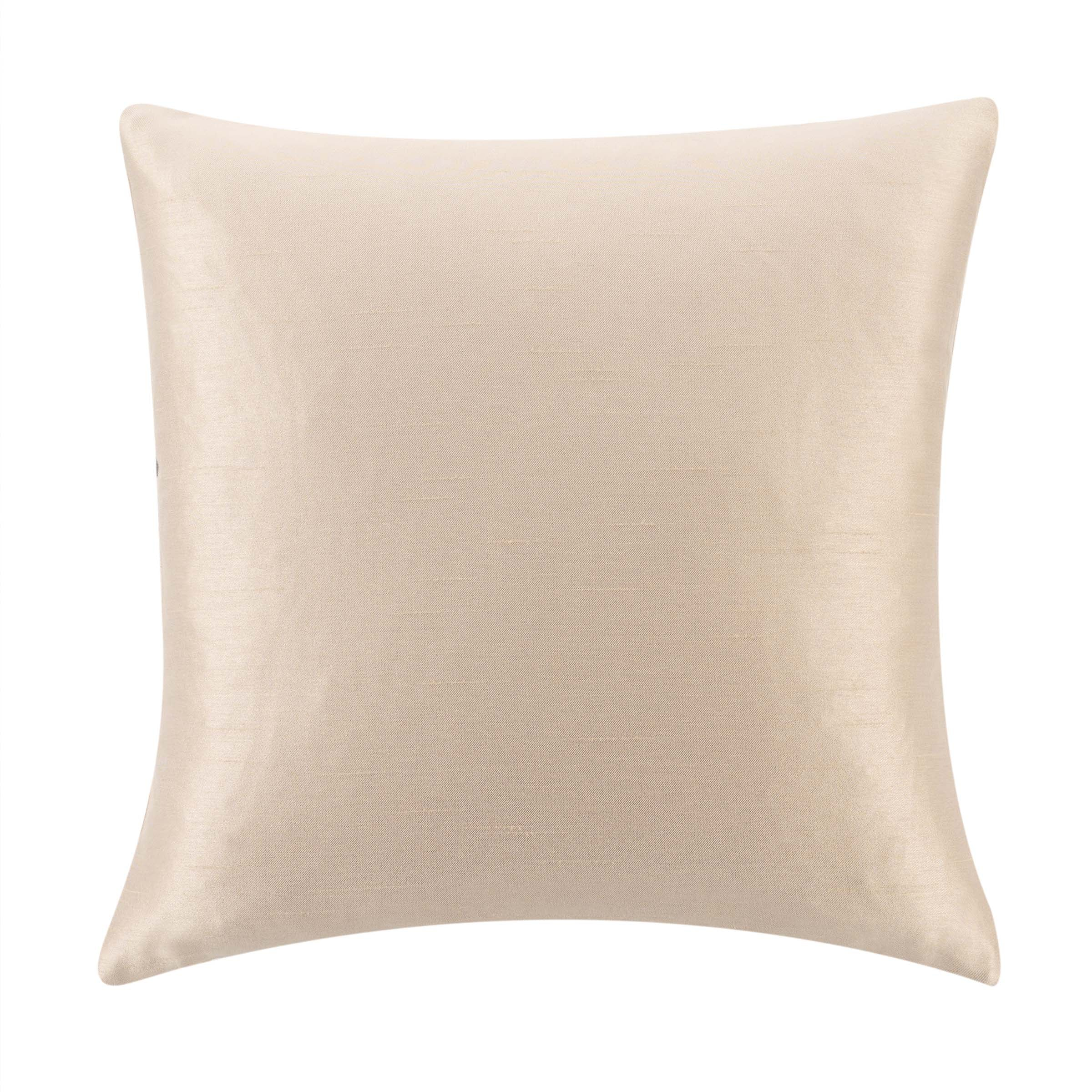 "Olann Gold Decorative Throw Pillow 16""W x 16""L [Luxury comforter Sets] [by Latest Bedding]"