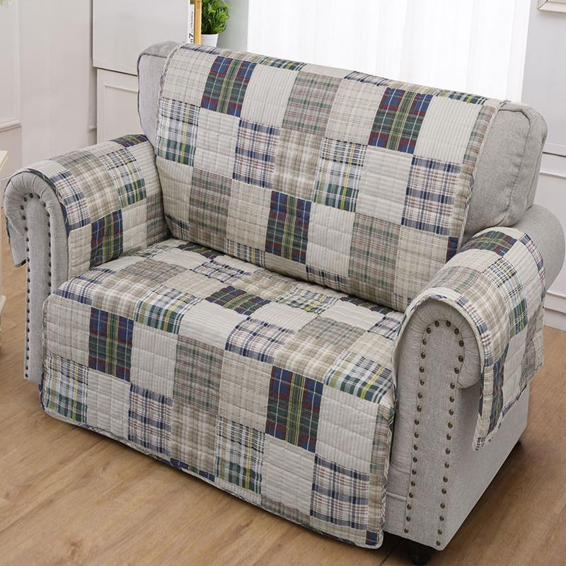 Slipcovers Oxford Multi Furniture Protector Loveseat Latest Bedding