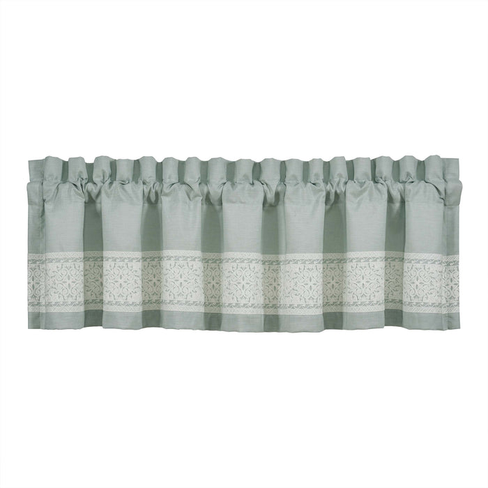 Patricia SPA Straight Window Valance