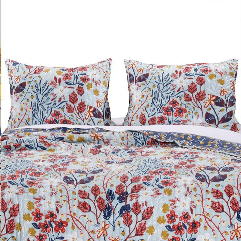 Perry Multi Sham [Luxury comforter Sets] [by Latest Bedding]