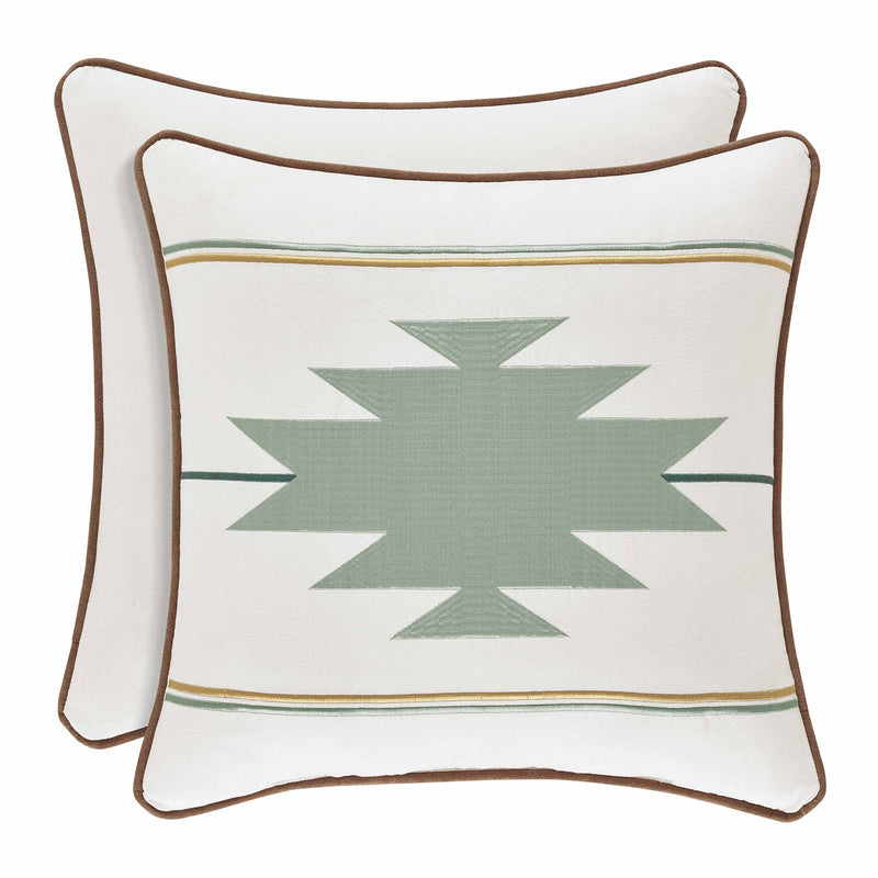"Phoenix SPA Square Decorative Throw Pillow 18"" x 18"" [Luxury comforter Sets] [by Latest Bedding]"