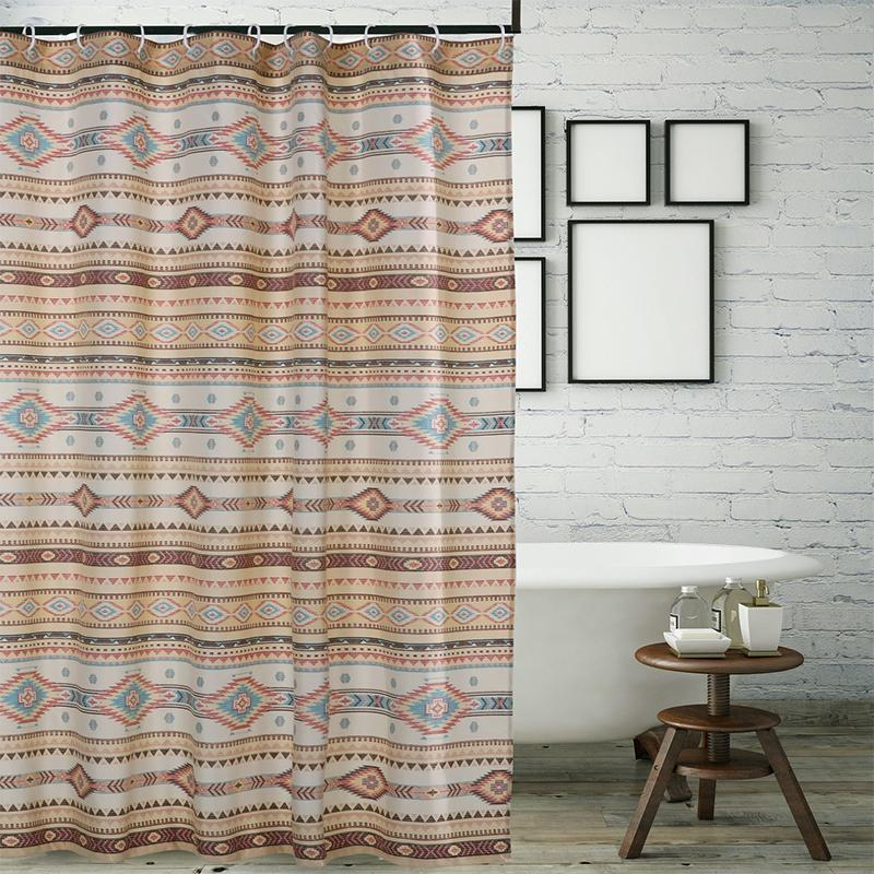 Shower Curtain Phoenix Tan Bath Shower Curtain Latest Bedding