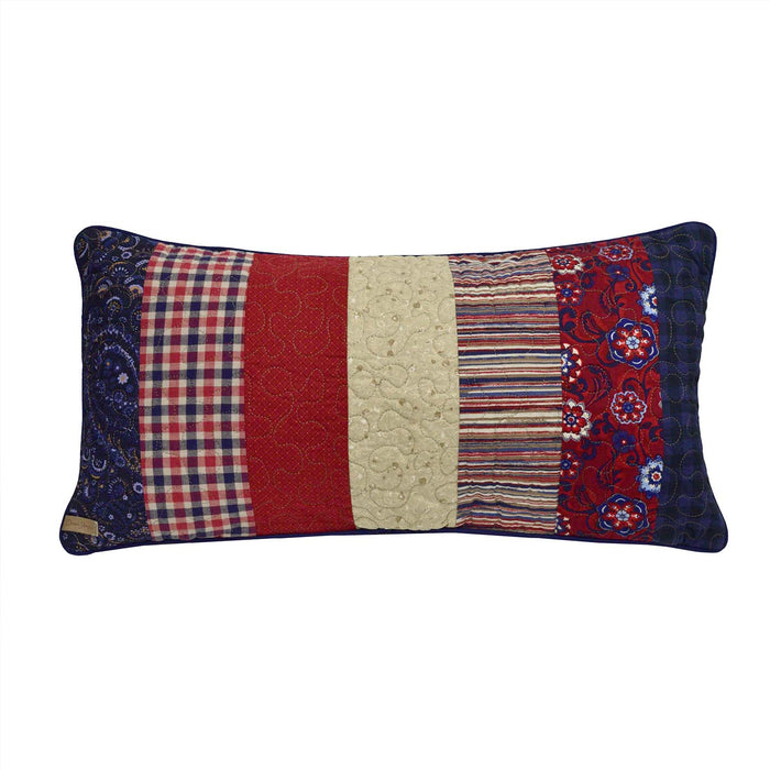"Plymouth Classic Rectangle Decorative Throw Pillow 22"" x 11"""