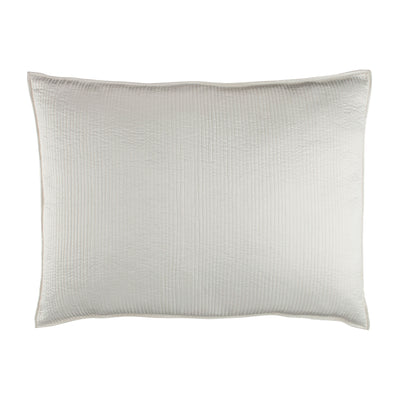 Retro Ivory Luxe Euro Pillow - Lili Alessandra [Luxury comforter Sets] [by Latest Bedding]