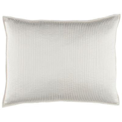 Retro Ivory Pillow - Lili Alessandra [Luxury comforter Sets] [by Latest Bedding]