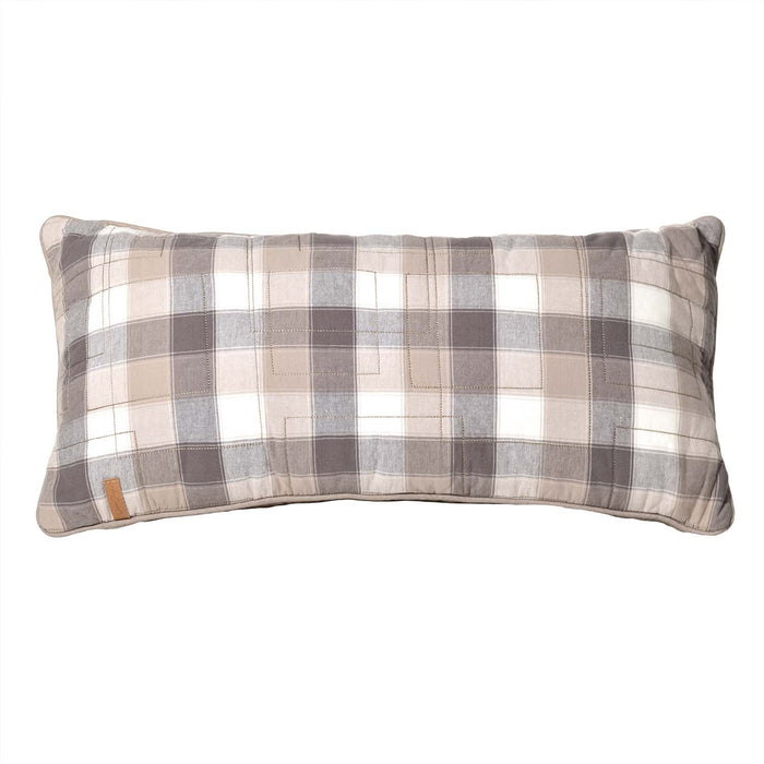 "Smoky Mountain Rectangle Decorative Pillow 22"" x 11"""