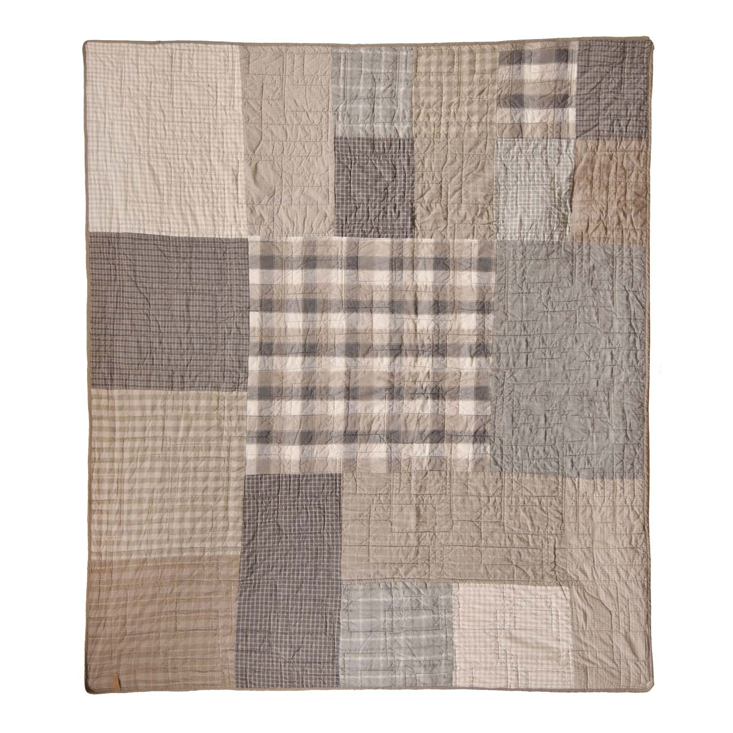 Smoky Square Throw Throws By Donna Sharp
