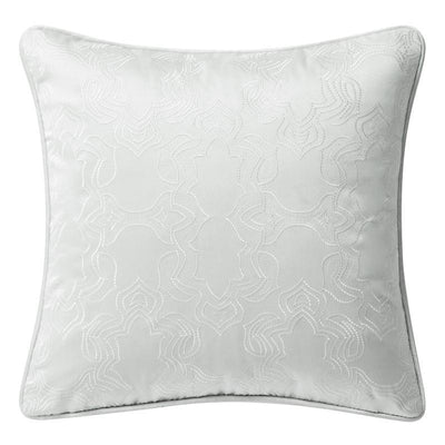"Surrey Steel Decorative Pillow 16""W x 16""L [Luxury comforter Sets] [by Latest Bedding]"