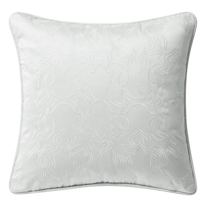 "Surrey Steel Decorative Pillow 16""W x 16""L"