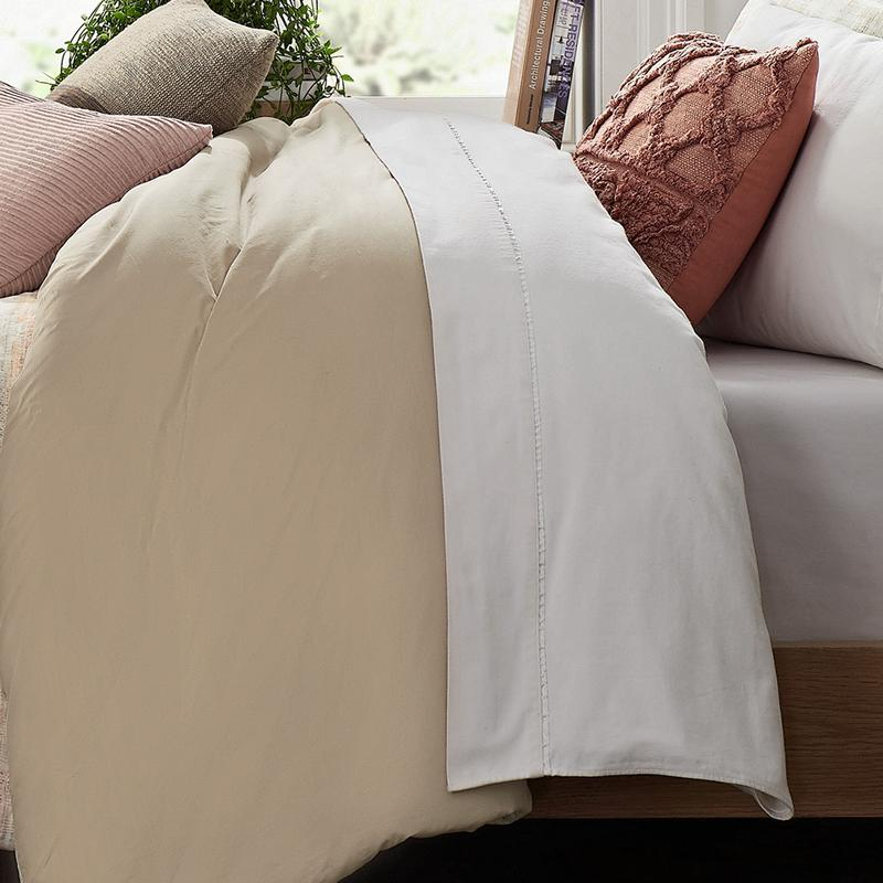 Terra Clay 3-Piece Comforter Set [Luxury comforter Sets] [by Latest Bedding]