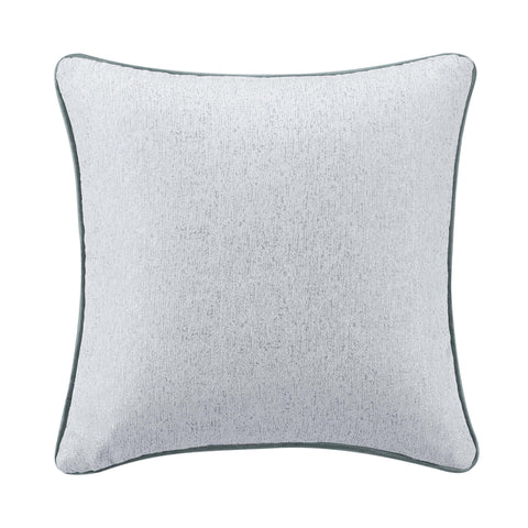 "Trento Blue Decorative Throw Pillow 16"" x 16"" [Luxury comforter Sets] [by Latest Bedding]"