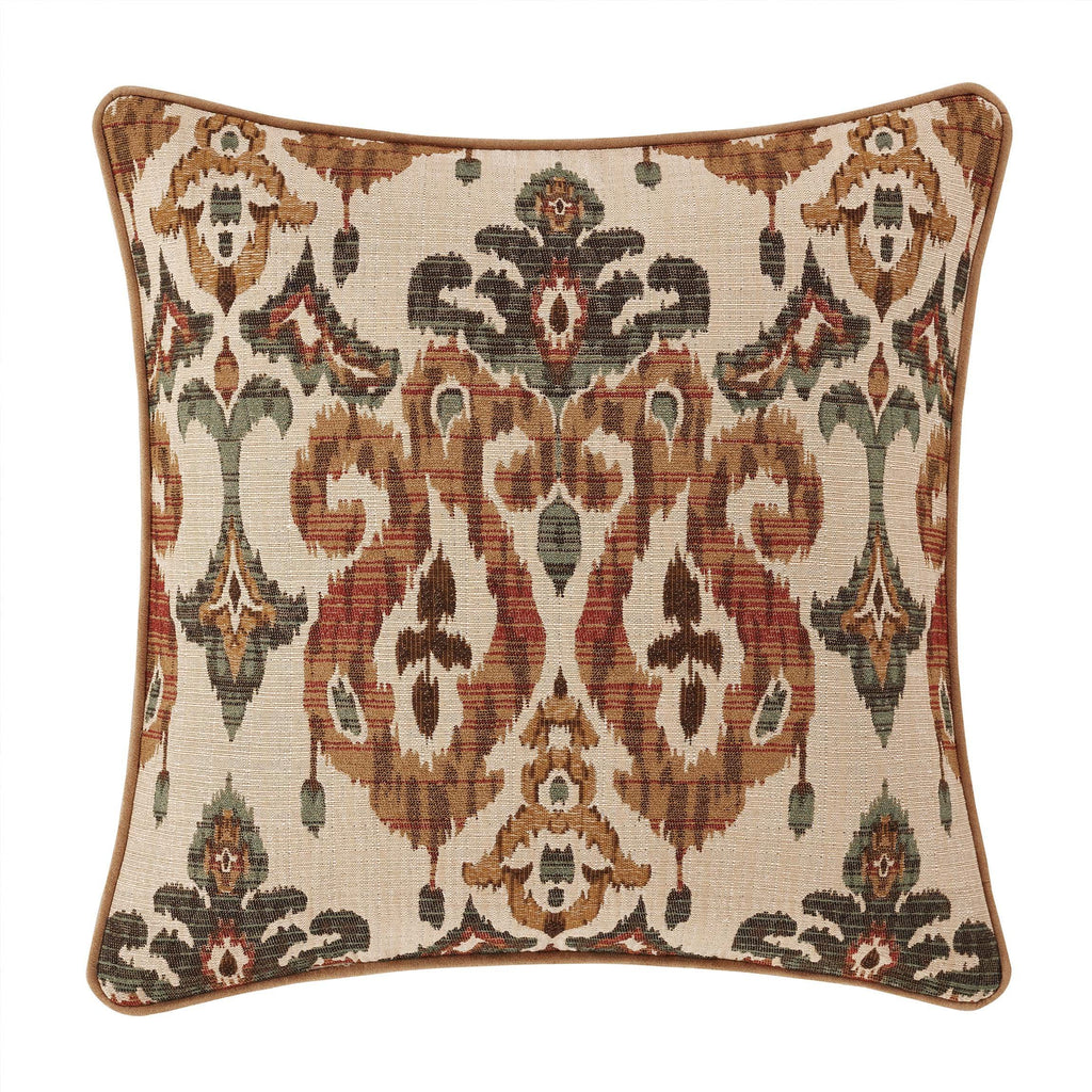 "Tucson Multi Throw Pillow 20"" X 20"" [Luxury comforter Sets] [by Latest Bedding]"