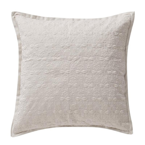"Victoria Orchid Decorative Pillow 18"" x 18"" by Waterford [Luxury comforter Sets] [by Latest Bedding]"