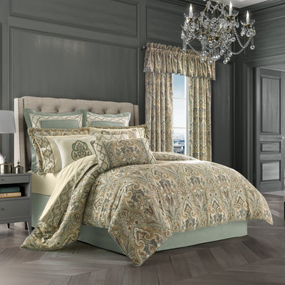 Vienna SPA 4-Piece Comforter Set [Luxury comforter Sets] [by Latest Bedding]