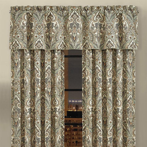 Vienna SPA Straight Window Valance [Luxury comforter Sets] [by Latest Bedding]