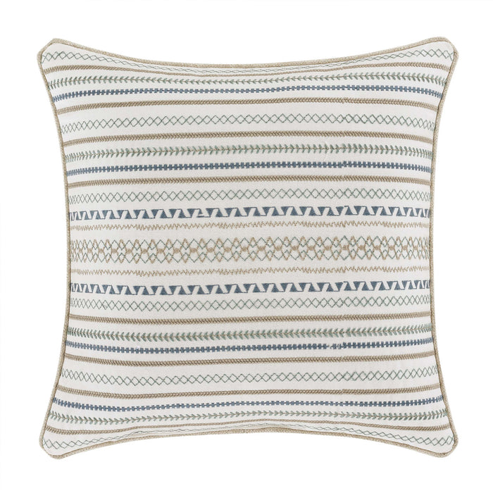 "Waterbury SPA Decorative Throw Pillow 20"" x 20""-"